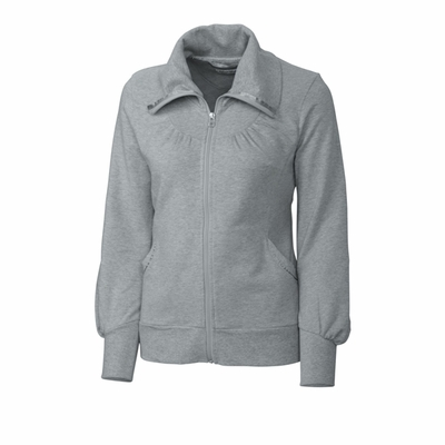 Cutter & Buck Women's Fleece: French Terry Vancouver Full-Zip (LCK02532)