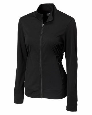 Cutter & Buck Women's Jacket: DryTec Bold Full-Zip (LCK02458)
