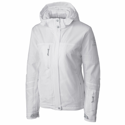 Cutter & Buck Women's Jacket: WeatherTec Sanders Full-Zip (LCO01187)