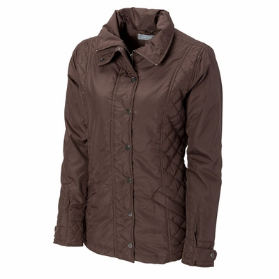 Cutter & Buck Women's Car Coat: Granite Falls Full-Zip (LCO01196)