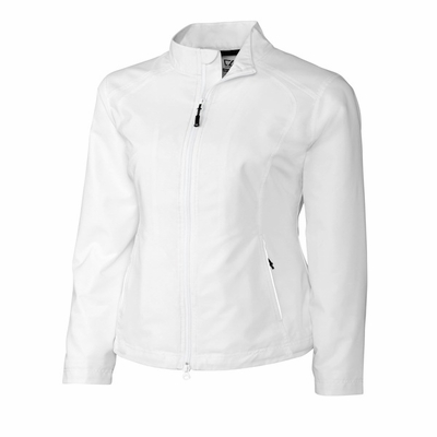 Cutter & Buck Women's Jacket: Reflective Beacon Full-Zip (LCO01211)