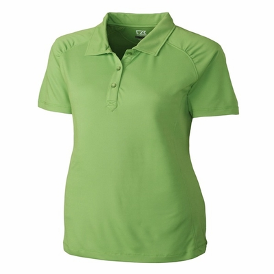Cutter & Buck Women's Polo Shirt: 100% Polyester DryTec Northgate (LCK02563)