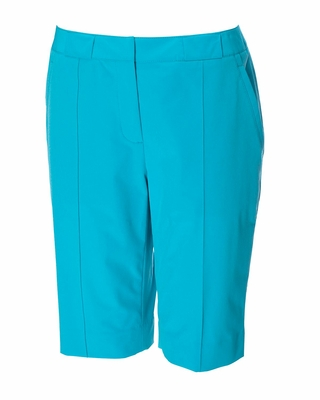 Cutter & Buck Women's Shorts: Color Pintuck Stretch (LCB04662)