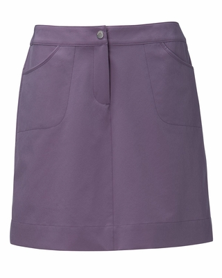 Cutter & Buck Women's Skort: Core Color Tech Stretch (LCB07065)