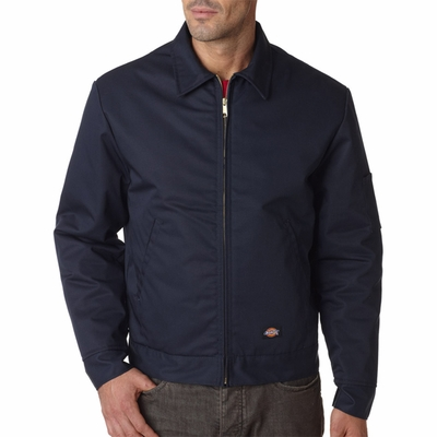 Dickies Men's Jacket: Eisenhower Insulated Industrial (TJ15)