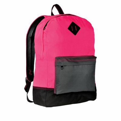 District Adult Backpack: (DT715)