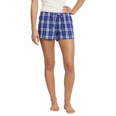 District Junior Women's Boxer Short: (DT2801)