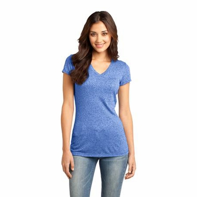 District Junior Women's T-Shirt: (DT261)