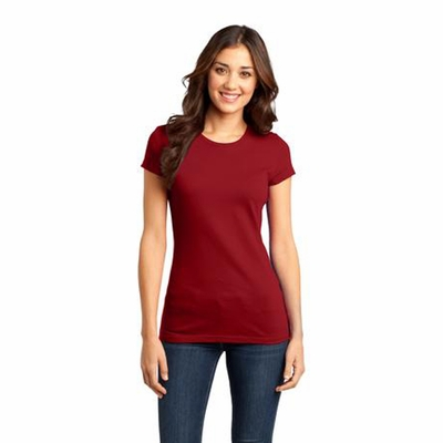 District Junior Women's T-Shirt: (DT6001)