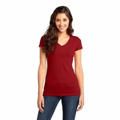 District Junior Women's T-Shirt: (DT6501)