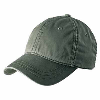 District Threads Cap: 100% Cotton Thick Stitch (DT610)