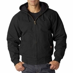 Dri-Duck Men's Jacket: Cheyenne Canvas Industrial (D5020)