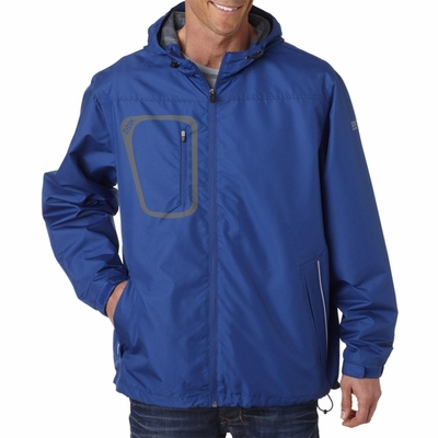 Dri-Duck Men's Jacket: Weather Resistant w/ Reflective Piping (5319)