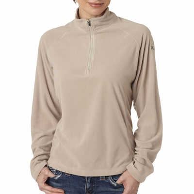 Dri-Duck Women's Jacket: 1/4 Zip Fusion Fleece (9397)