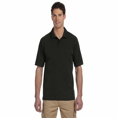 6.5 oz., 100% Organic Cotton Piqué Polo: (EC2500)