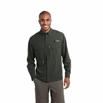 Eddie Bauer Men's Fishing Shirt: (EB600)