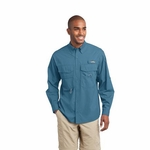 Eddie Bauer Men's Fishing Shirt: (EB606)