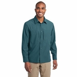 Eddie Bauer Men's Travel Shirt: (EB604)