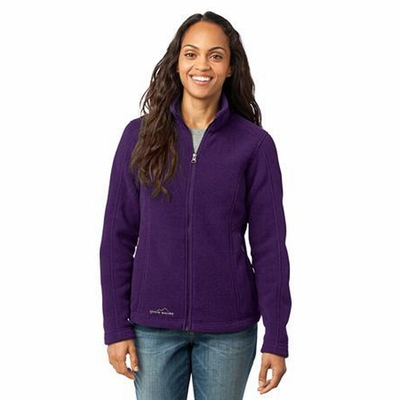 Eddie Bauer Women's Jacket: Full-Zip Fleece (EB201)
