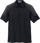 Extreme Men's Polo Shirt: Edry Color-Block (85103)