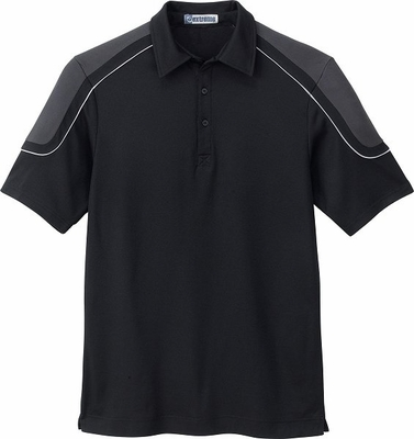 Edry® Men's Colorblock Polo: (85103)
