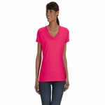 Fruit of the Loom Women's T-Shirt: (L39VR)