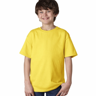 Youth 6 oz., 100% Cotton Lofteez HD® T-Shirt: (HD6BY)
