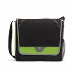 Gemline Messenger Bag: (2190)