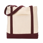 Gemline Tote Bag: Ensigns Boat (127)