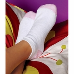 Gildan Girls Socks: No-Show (GL511)