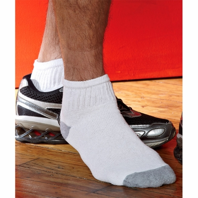 Gildan Men's Socks: Ankle (GL730)