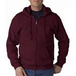 Heavy Blend™ 8 oz., 50/50 Full-Zip Hood: (G186)