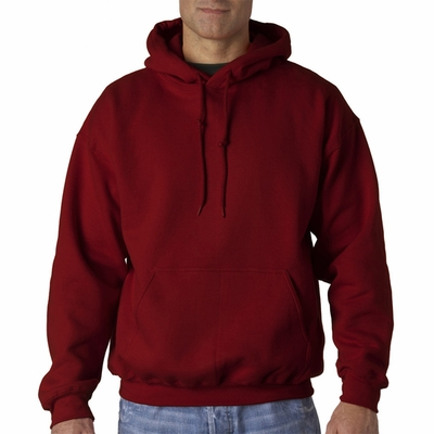 Gildan Men's Sweatshirt: 50/50 DryBlend Hooded Pullover (G125)