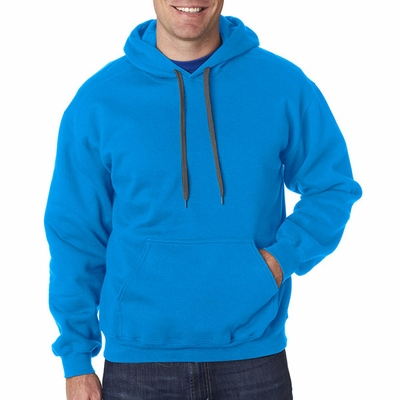 Gildan Men's Sweatshirt: Premium Cotton Blend Hooded (92500)