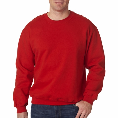Gildan Men's Sweatshirt: Premium Cotton Blend Crewneck (92000)