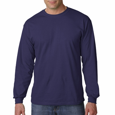 Heavy Cotton™ 5.3 oz. Long-Sleeve T-Shirt: (G540)