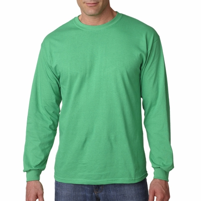 Gildan Men's T-Shirt: 100% Cotton Heavyweight Long Sleeve (G540)