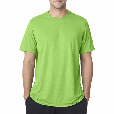Gildan Men's T-Shirt: 100% Polyester Jersey Core Performance (42000)