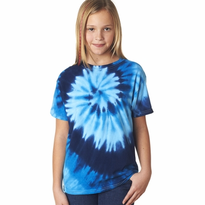 Gildan Tie Dye Youth T-Shirt: (94B)