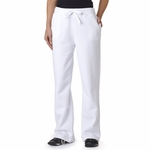Gildan Women's Sweatpants: Heavy Blend Fleece Open Bottom with Pockets (18400FL)