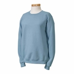 Gildan Women's Sweatshirt: 50/50 Heavy Blend Fleece Crewneck (G180FL)