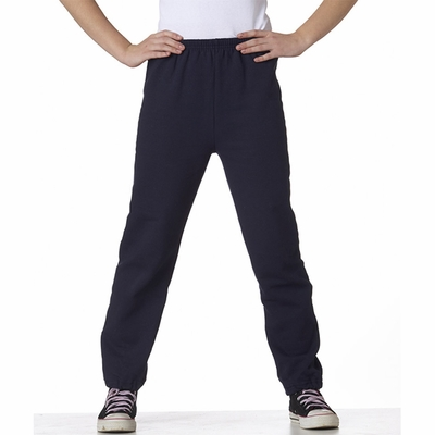 Gildan Youth Sweatpants: 50/50 Heavy Blend Fleece (18200B)