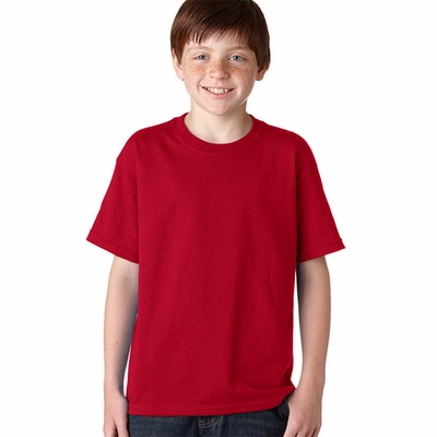 Heavy Cotton™ Youth 5.3 oz. T-Shirt: (G500B)