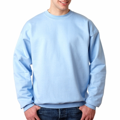 Hanes Men's Sweatshirt: 10 oz. 90/10 PrintProXP Crew (F260)