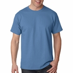 Hanes Men's T-Shirt: 100% Cotton Authentic Tagless (5250T)
