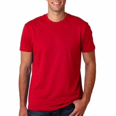 Hanes Men's T-Shirt: 100% Cotton Ringspun (4980)