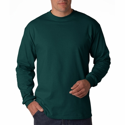 6.1 oz. Long-Sleeve Beefy-T®: (5186)