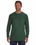 4.5 oz., 100% Ringspun Cotton nano-T® Long-Sleeve T-Shirt: (498L)