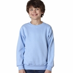 Hanes Youth Sweatshirt: 7.8 oz. ComfortBlend 50/50 Fleece Crew (P360)