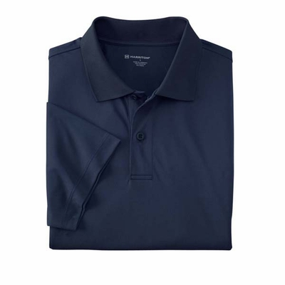 Harriton Men's Polo Shirt: (M354)